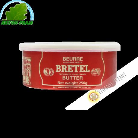 Butter BRETEL 250g France