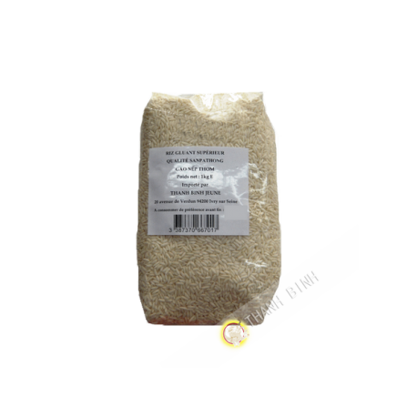 Riz gluant Dragon Or 1kg 2016