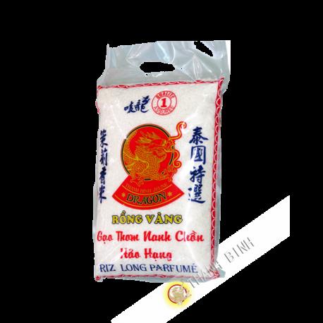 Rice fragrant long Dragon Gold 5kg