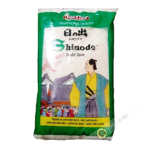 Giro di riso per sushi Shinode SOLE PLACCATO 10kg Italia