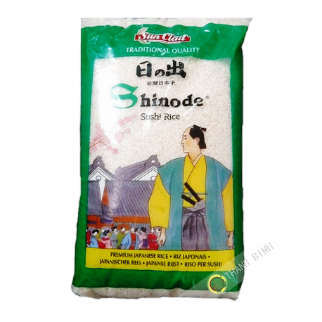 Round rice for sushi Shinode SUN CLAD 10kg Italy