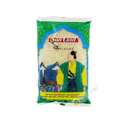 Round rice for sushi Shinode SUN CLAD 1kg Italy