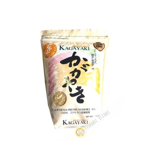 Arroz redondo completo KAGAYAKI 2kg, estados UNIDOS