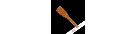 Spatule en bois 6x30cm Vietnam