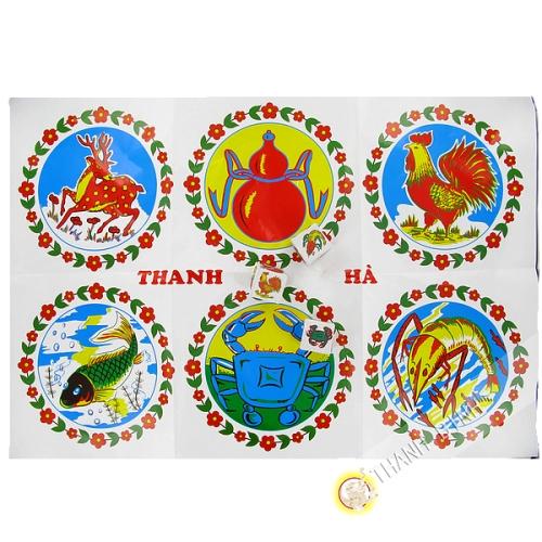 游戏Bau楚ca缔约方会议、越南