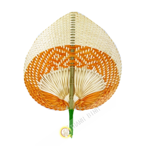 Eventail en bambou 0,5x30x38cm Vietnam