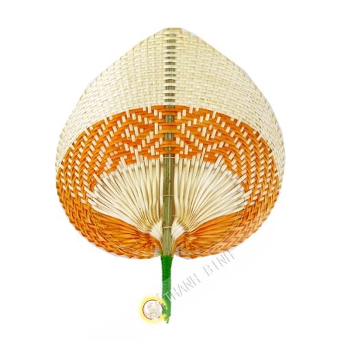 Ventilador de bambú 0,5x30x38cm Vietnam