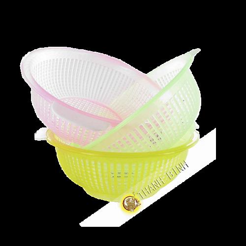 Colador de plástico