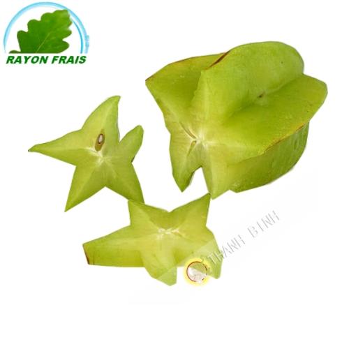 Stella di frutta (pezzo)