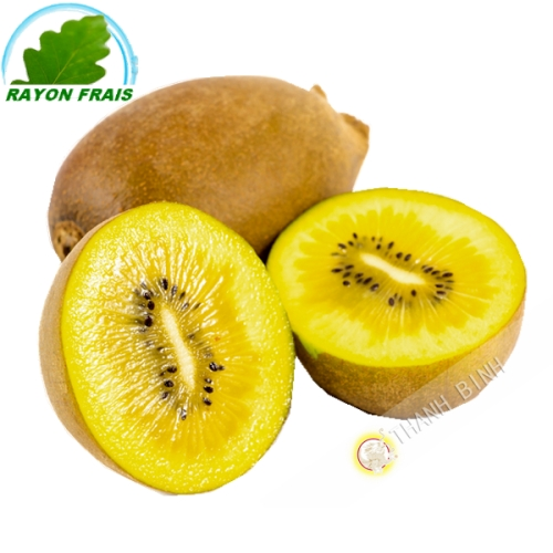 Gelbe Kiwi (stück)