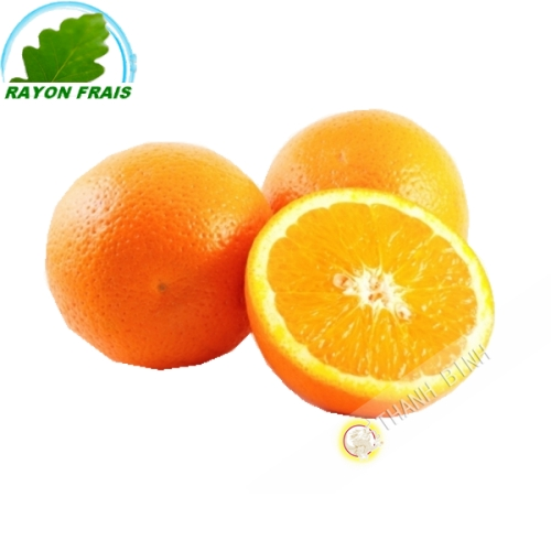 Navel Orange Spain (room)- COST - Approx. 400g
