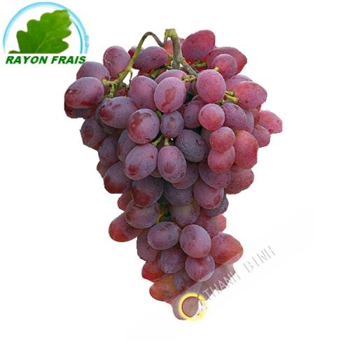 Raisin rouge (kg)