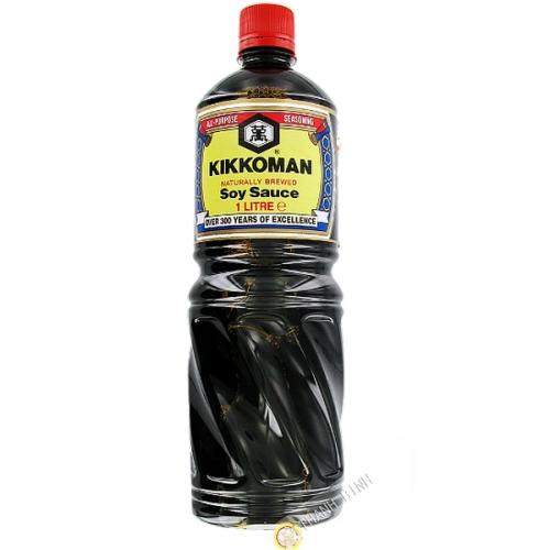 Soy Sauce-naturally brewed KIKKOMAN 1L Holland