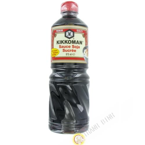 Soja-Sauce süß KKM 975ml