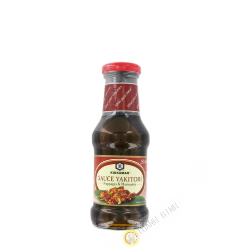Sauce Yakitori Nappages et Marinades KIKKOMAN 250ml Hollande
