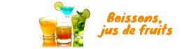 Drinks, fruit juices