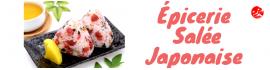 Salzige Lebensmittel JP