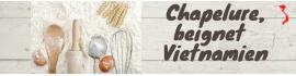 Chapelure, beignet VN