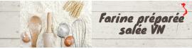 Farine préparée salée VN