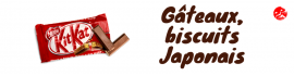 Gâteaux, biscuits JP
