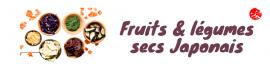 Dried fruits & vegetables JP