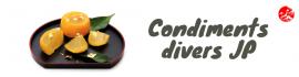 Condiments divers JP
