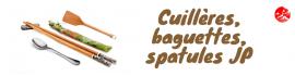 Cuillères, baguettes, spatules JP