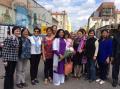Kỳ nữ Kim Cương rơi lệ trên đất Pháp